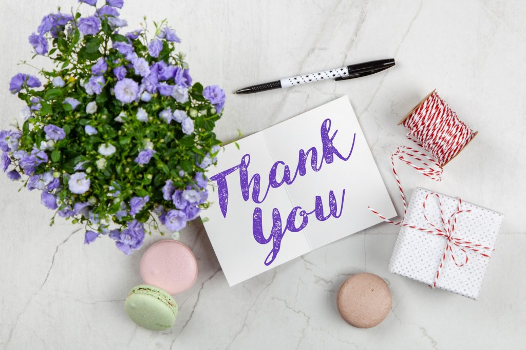 Post the Posts – Thank you